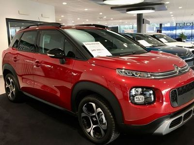 begagnad Citroën C3 Aircross PureTech 130 EAT6 SHINE