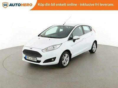 begagnad Ford Fiesta 5-dörrar 1.0 EcoBoost / Bluetooth