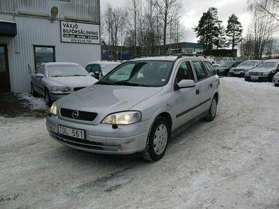 begagnad Opel Astra Caravan 1.6 101hk/NY BES 2022-04/NY KAMREM