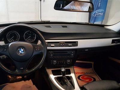 begagnad BMW 320 d Xdrive Touring Dynamic Comfort Paket