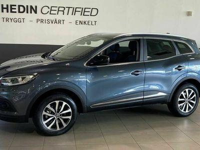 begagnad Renault Kadjar LIMITED TCE 140 AUTOMAT