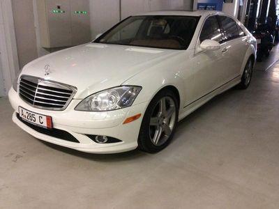 begagnad Mercedes S550 S Benzlång 4-matic 2009, Sedan 299 000 kr