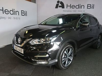 begagnad Nissan Qashqai N-CONNECTA ROOF PACK 115 HK DCI
