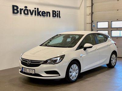begagnad Opel Astra Plus 1.6 CDTI Euro 6 110hk