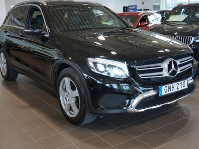 begagnad Mercedes GLC220 d 4MATIC 9G-Tronic, 170hk, 2016