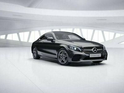 begagnad Mercedes C300 Coupé