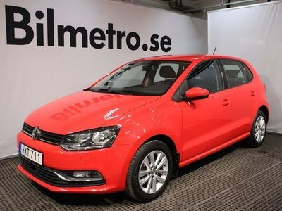 begagnad VW Polo 1,2TSI