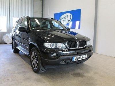 begagnad BMW X5 3.0d, E53 Nav Drag Vhjul 218hk