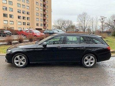 begagnad Mercedes E220 AUT Euro 6 Svensksåld