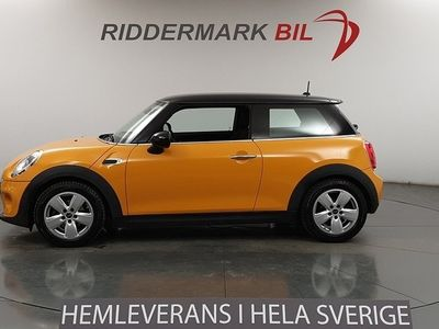 begagnad Mini Cooper D 3dr (116hk) Chili