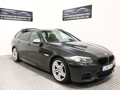 begagnad BMW M550 D XDRIVE EURO6 381HK SVSÅLD 2156kr/m -12