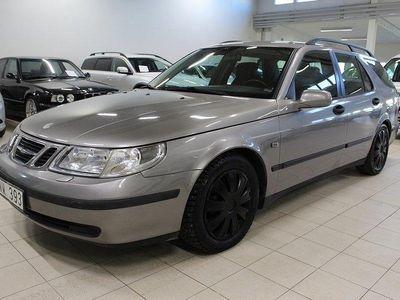 begagnad Saab 9-5 SportCombi 2.0t Endast 13960 mil