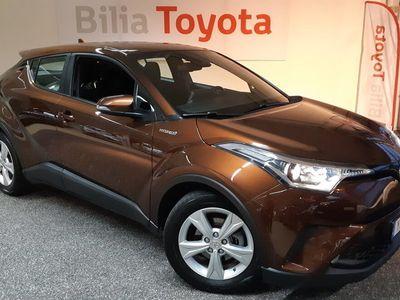 begagnad Toyota C-HR 1.8 Hybrid - Active + NAV