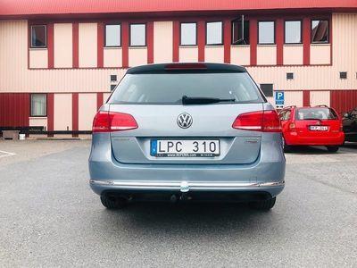 begagnad VW Passat Variant 2.0 TDI BlueMotion Comfort 140hk