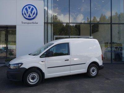 begagnad VW Caddy Skåp 2.0TDI 75hk