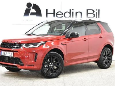 begagnad Land Rover Discovery Sport P200 R-Dynamic SE