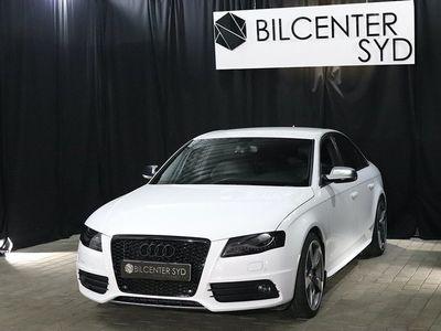 begagnad Audi S4 Quattro Sedan Stertman, 333hk