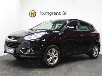 brugt Hyundai ix35 1.7 CRDi M6 2WD ComfortPlus