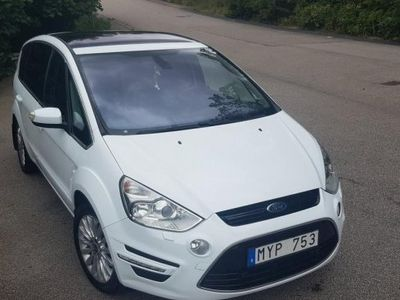begagnad Ford S-MAX business 2.0TDCI 163hk -13