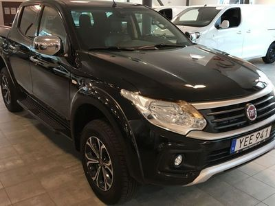begagnad Fiat Fullback Double Cab 2.4 4WD