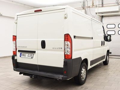 begagnad Peugeot Boxer 2.2 HDI Skåp 120hk L2H1 LÅNG D- -10