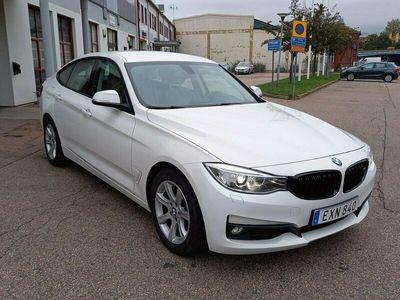 begagnad BMW 318 Gran Turismo d Euro 6 143hk