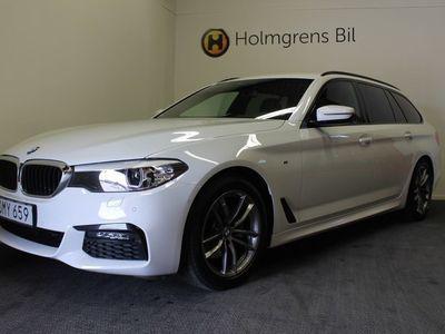 gebraucht BMW 520 d xDrive M-Sport/ Connected/ Hifi