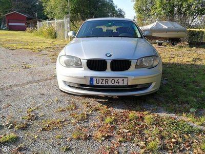 begagnad BMW 120 d 3-door Advantage 177hk