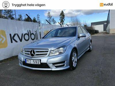 begagnad Mercedes C200 CDI BE W204 (136hk)