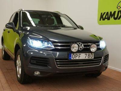 gebraucht VW Touareg 3.0TDI 4Motion Navi Dieselvärmare 245hk