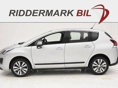 begagnad Peugeot 3008 1.6 HDi P-SENSORER DRAG ISOFIX 2014, SUV 109 900 kr