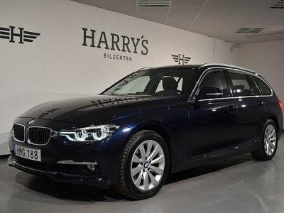 brugt BMW 330 i xDrive Touring Aut Luxury Line 252hk