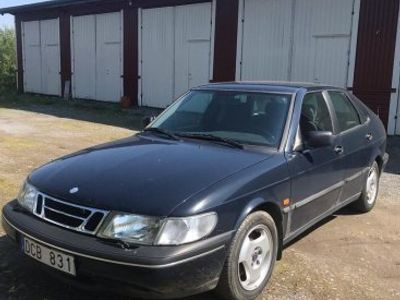 gebraucht Saab 900 2,0 t -97