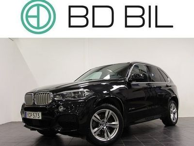 begagnad BMW X5 40e xDRIVE M-SPORT NAVI H/K