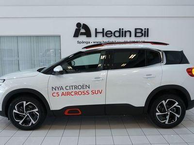 brugt Citroën C5 Aircross 180 HK BENSIN AUT 'FULLUTRUSTAD*