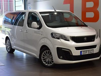 begagnad Peugeot Traveller Business 2,0 BlueHDi 180hk Aut 9-Sits