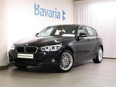 begagnad BMW 120 d xDrive 5-dörrar M-Sport Automat HiF