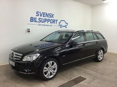 begagnad Mercedes 180 C-KlassT Kompressor 156hk Dragkrok
