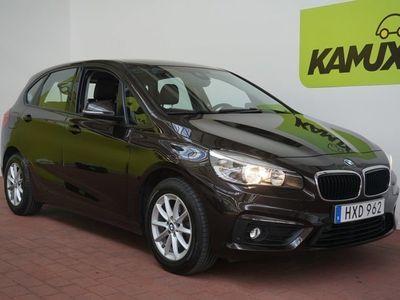 begagnad BMW 218 Active Tourer d Navi Drag HeadUp Display S&V Hjul