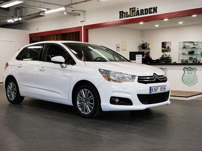 used Citroën C4 1.6 e-HDi Airdream EGS 114hk -13