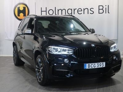 begagnad BMW X5 M50d M-Sport (381hk) Panorama Värmare