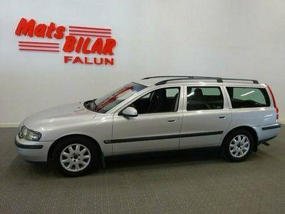 begagnad Volvo V70 2.4i 140 Hk Manuell