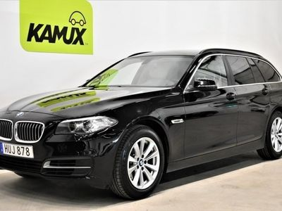 begagnad BMW 520 xDrive (190) Aut Drag Momsbil