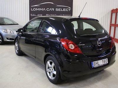 begagnad Opel Corsa 1.3 CDTI ecoflex NY BES 82390 MIL