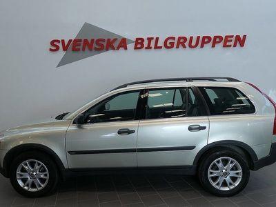 brugt Volvo XC90 D5 AWD Aut 7pl Skinn Drag LM S+V-Hjul