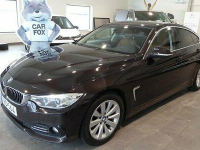 begagnad BMW 420 Gran Coupé d Steptronic Luxury Line 190hk