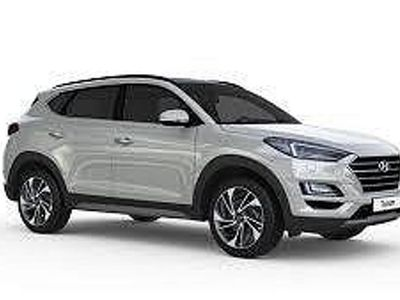 begagnad Hyundai Tucson 1.6 T-GDi DCT 2WD Nordic Edition + Demo