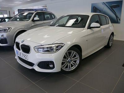 begagnad BMW 118 i 5-dörrar M-Sport