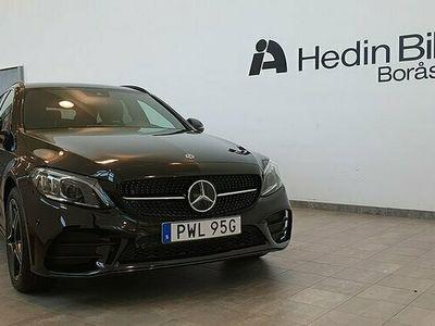 begagnad Mercedes C300 Cde KOMBI // Demo // Drag // AMG night Edition// Premium