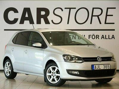 begagnad VW Polo 1.2 TSI 90hk Comfortline Drag